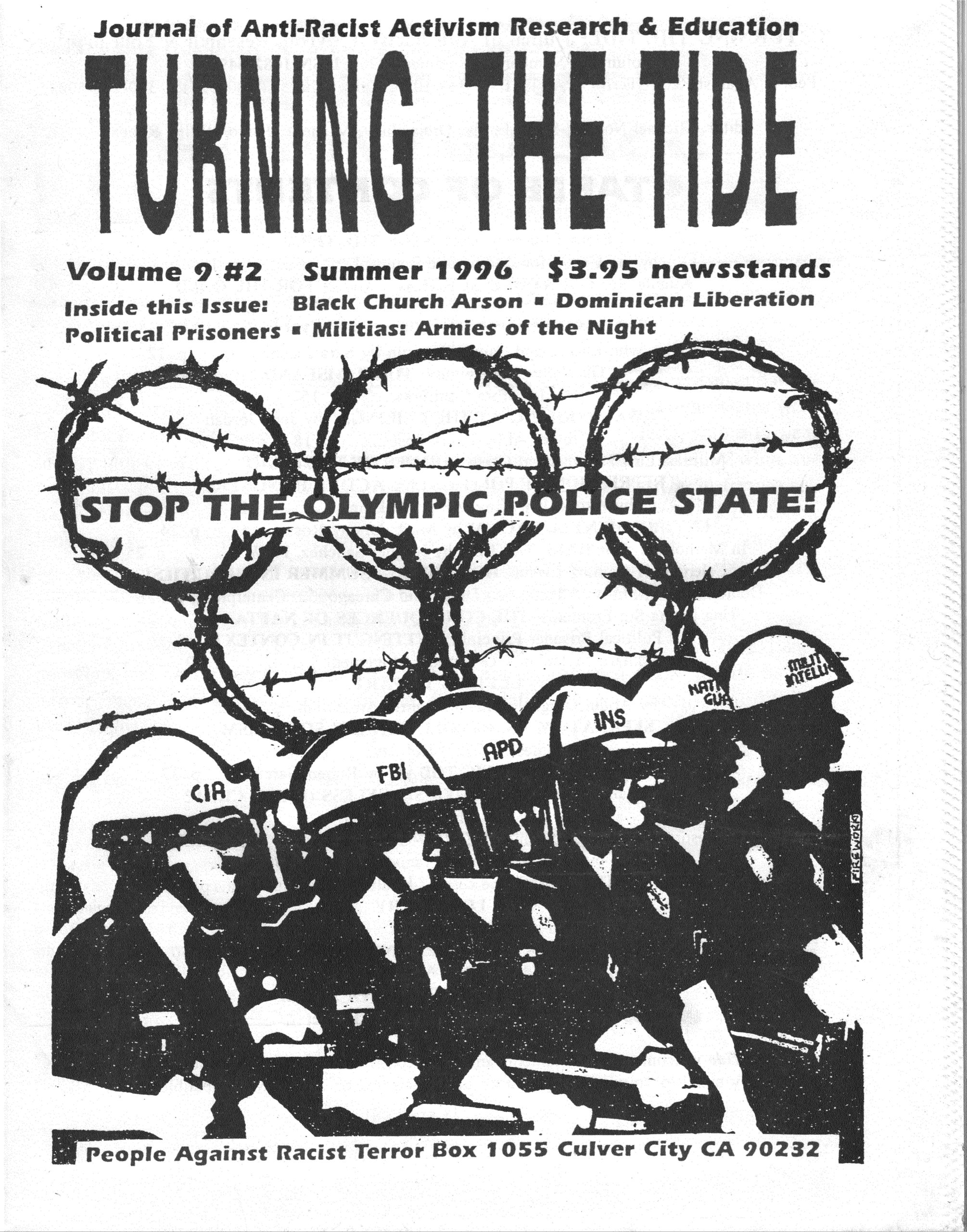 TTT Vol. 9 #2 Summer 1996