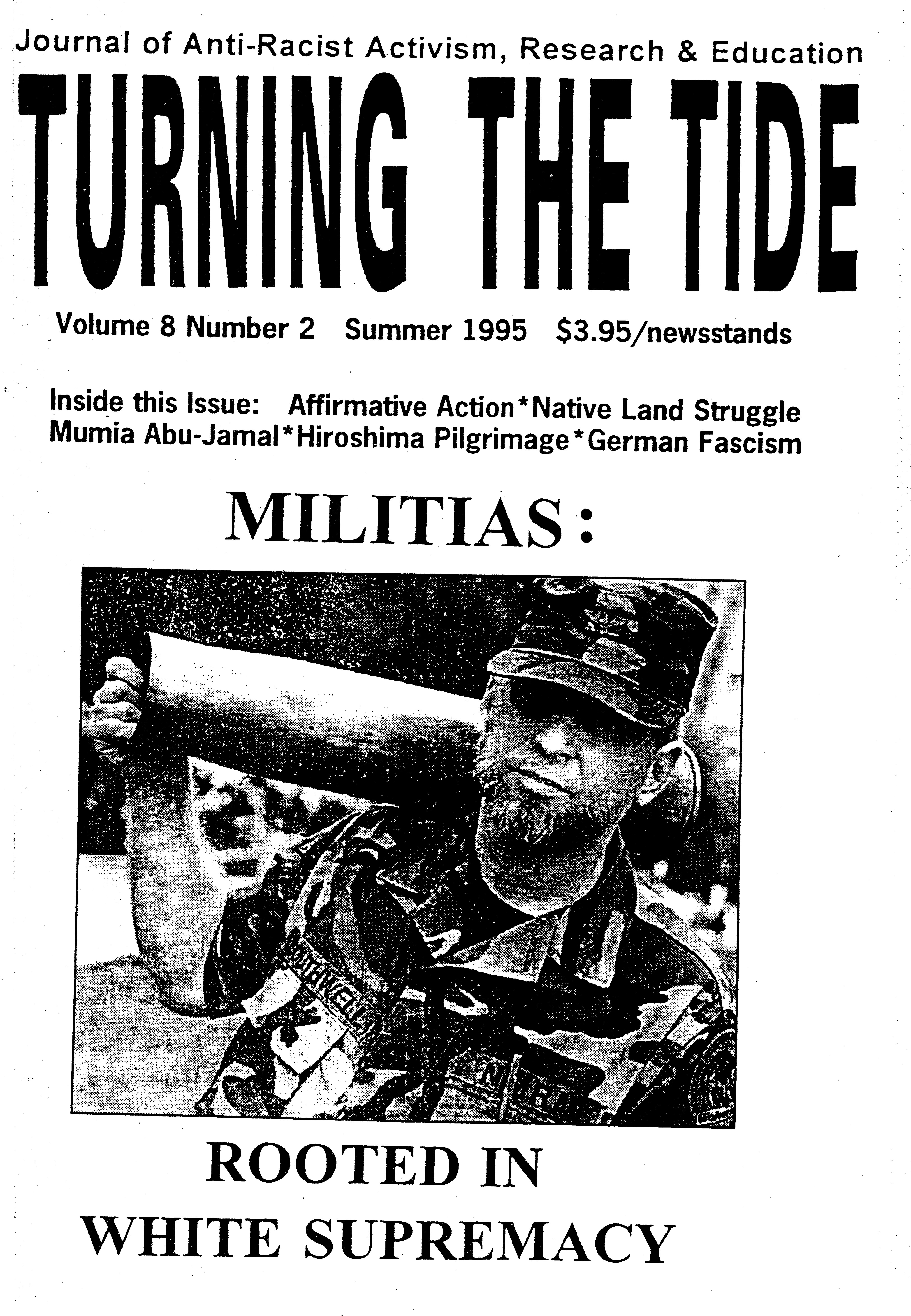 Militias: Rooted in White Supremacy