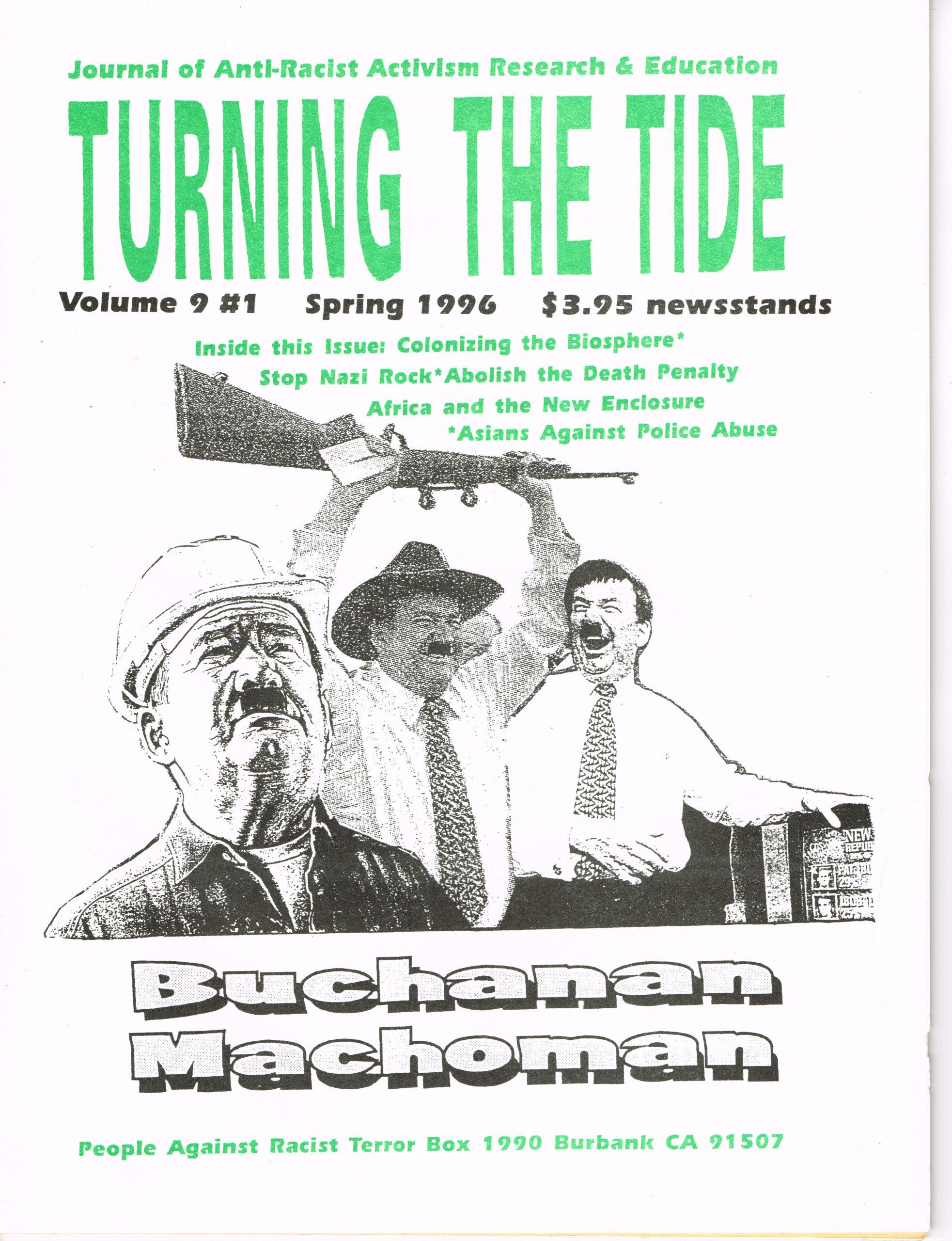 Vol. 9, #1 – Feb. 1996