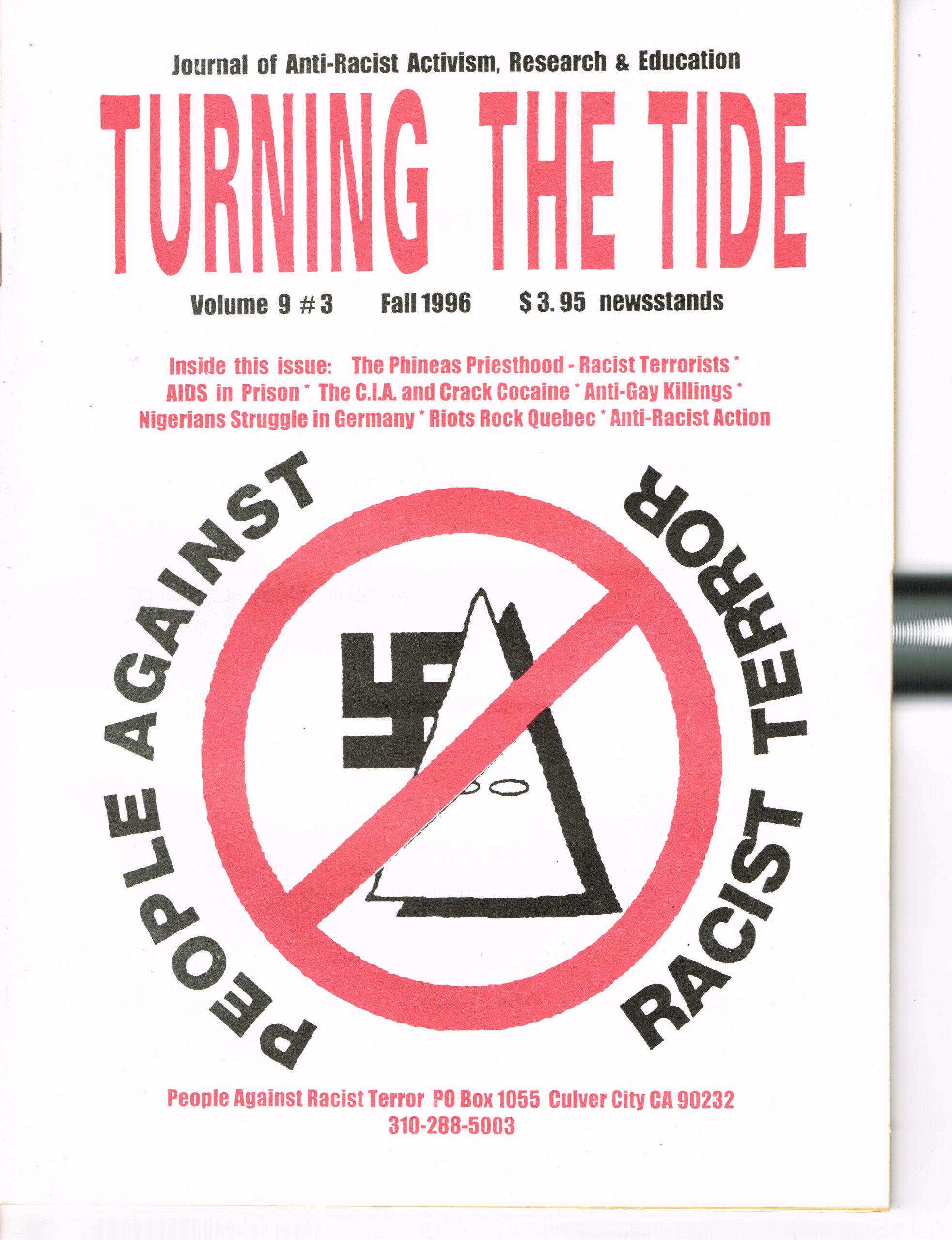Vol. 9, #3 – Fall 1996