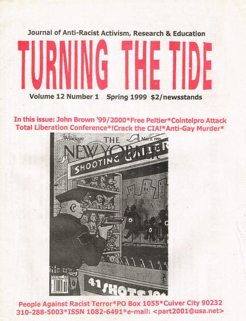 TTT Vol. 12 #1 Spring 1999