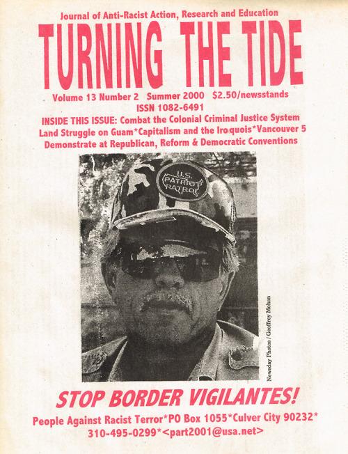 TTT Vol. 13 #2 Summer 2000