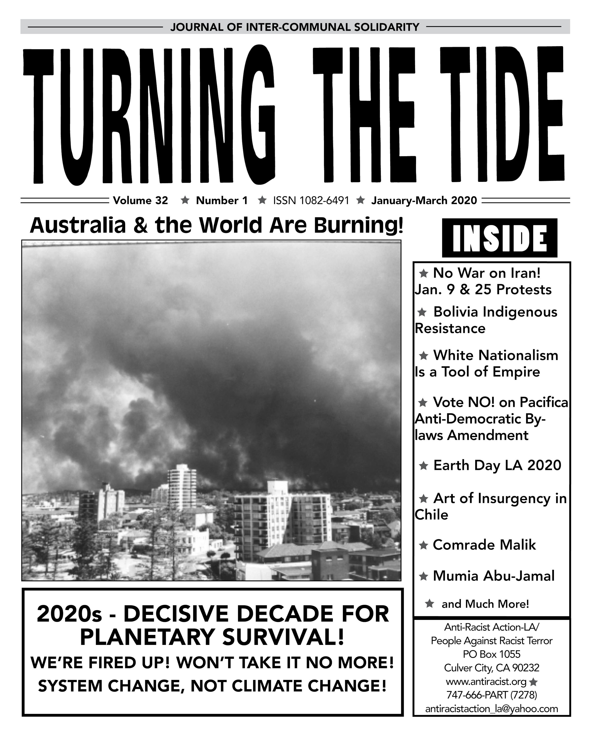 Vol. 32 #1 Jan-March 2020